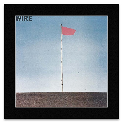 Wire - Pink Flag 1977 Mini Poster
