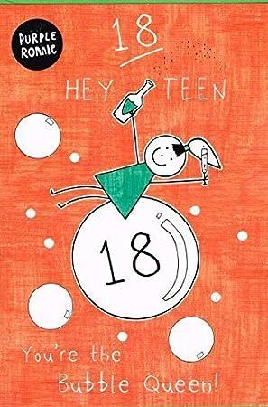 Teen queen 18
