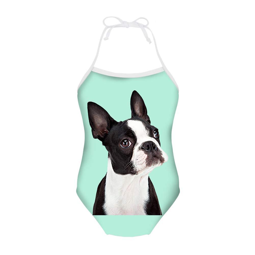 Showudesigns Girls Swimwear One Piece Baby Kids Bathing Suit Summer Beach Wear Animal