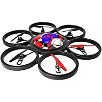 Wltoys V323 2.4GHz 4CH 6 Axis Large Gyro RC Quadcopter Drone