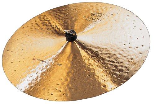 Medium Thin High Ride Cymbal (Zildjian K Constantinople 20