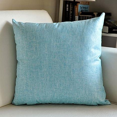 Humanizado INICIO Sencillo y elegante Sofá de lino sedoso ...