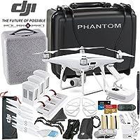 DJI Phantom 4 PRO Quadcopter w/ Ultimate Bundle!