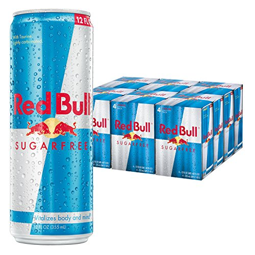 Red Bull Sugarfree Energy Drink product image