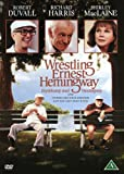 Wrestling Ernest Hemingway (1993) 潮風とベーコンサンドとヘミングウェイ 北米版DVD [Import]