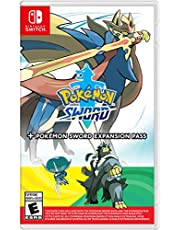 Pokémon Sword + Pokémon Sword Expansion Pass [Twister Parent]