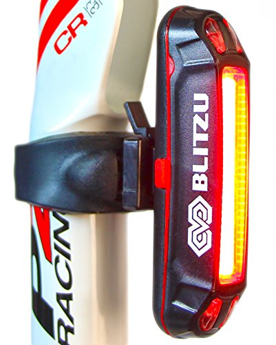 Blitzu 120T USB Rechargeable LED Bike Tail Light
