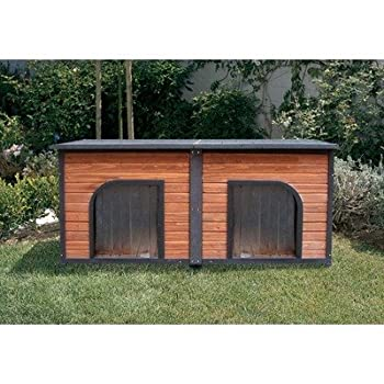 Outback Duplex Dog House