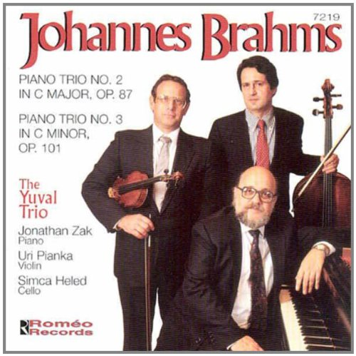 Yuval Trio - Piano Trios 2 & 3 in C Major