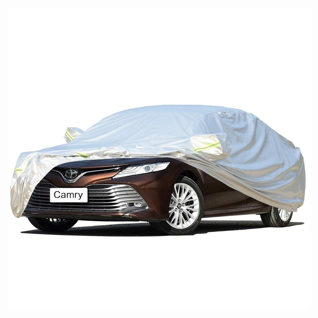 SXET-Car cover Car Cover All Weather Sun Protection Rain Cover Toyota Camry Special Car Cover Windshield Cover