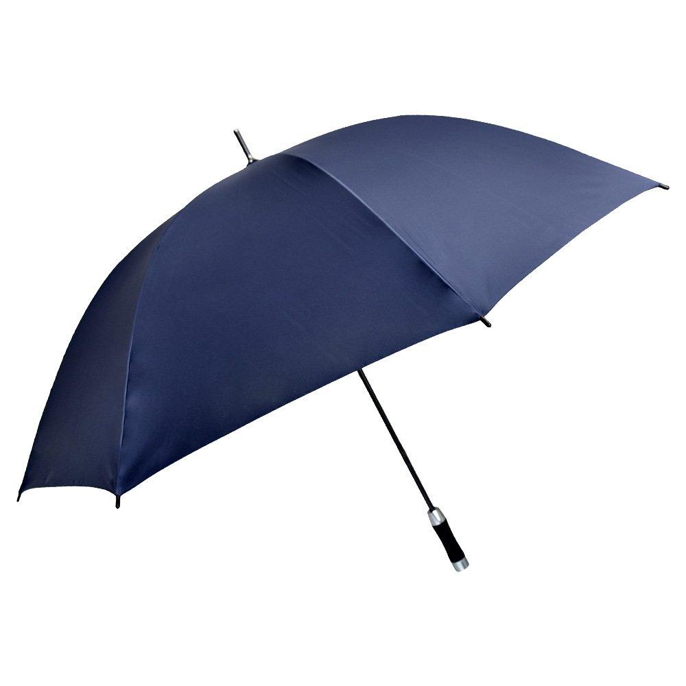 【カーボン傘:L】MONTAGNE. 超軽量 晴雨兼用 傘 Lサイズ ビッグサイズ カーボン製 ロング 雨傘 日傘 ネイビー レジャー ゴルフ ライト 冠婚葬祭 ビジネス 紺 ユニセックス メンズ シンプル ギフト B077G1P7YT