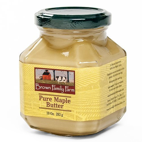 Pure Maple Butter (10 ounce)