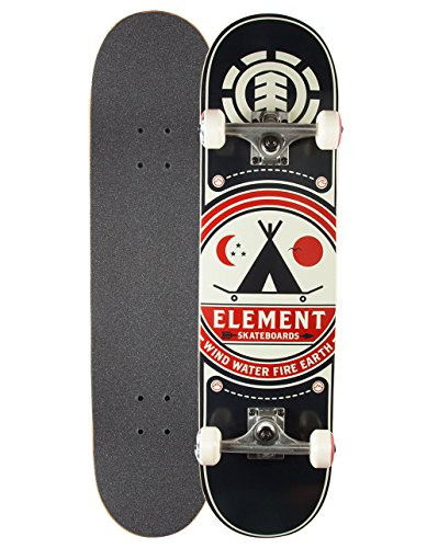 element-tee-pee-full-complete-skateboard-as-is-blemished
