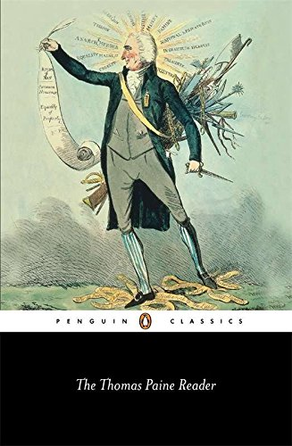 Book cover from The Thomas Paine Reader (Penguin Classics) by Thomas Paine