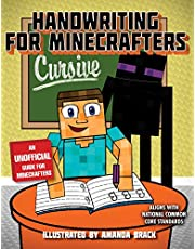 Handwriting for Minecrafters: Cursive
