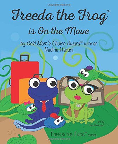 Mascot Moves - Freeda the Frog is on the