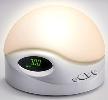 Sunrise Alarm Clock Design Et Barns V Relse