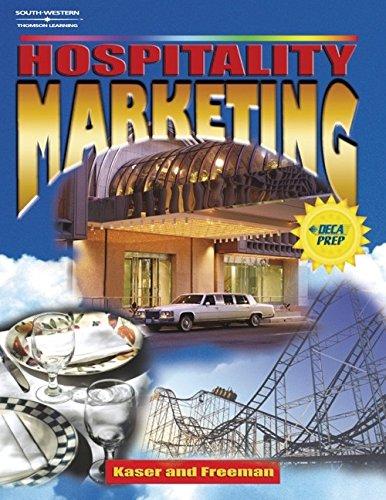 Hospitality Marketing (WinningEdge Titles)