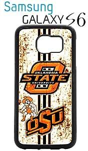 oklahoma state university Osu Oklahoma State Cowboys Samsung Galaxy s6 Case Hard Silicone Case