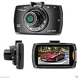 "FUSHITON 2.7"" LCD Vehicle HD Dash Camera DVR Cam Recorder Car Video Night Version HDMI G-sensor Support 32G TF Card Parking Monitor Motion Detection Loop Recording"