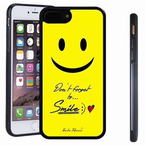 iphone 7 8 Plus case, SoloShow(R) Slim Shockproof TPU Soft Case Rubber Silicone for Apple iphone 7 8 Plus - How Is Much Vogue