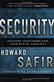 Security, Howard Safir and Ellis Whitman, 0312301944