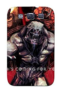 Protection Case For Galaxy S3 / Case Cover For Galaxy(random Image Fantastic Four Ment 0 Admin Doom 3 13 )