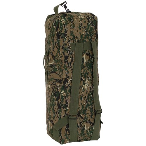 Two Strap Duffel Bag, Digital Woodland ()
