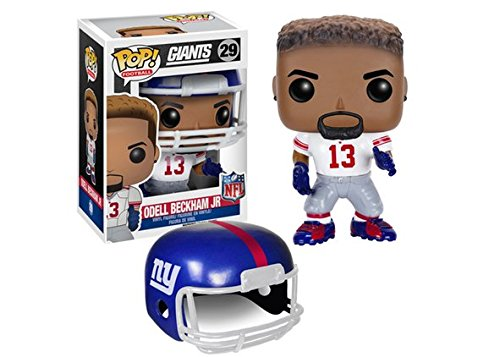 Funko NFL New York Giants Funko POP! Sports Odell Beckham Jr. Vinyl Figure #29 [White Jersey]