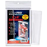 "Ultra Pro 4"" x 6"" Soft Sleeves (100)"