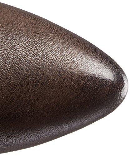 Sigerson Morrison, Stiefel Frauen Leather Dark Brown/Beige