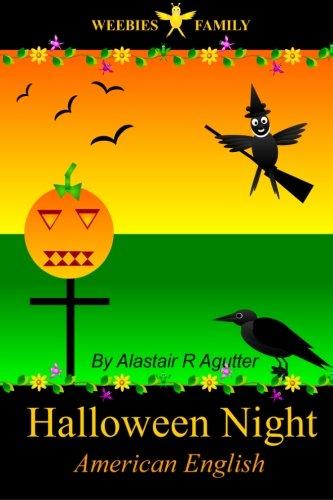 Download Weebies Family Halloween Night American English: American English Language Full Color (20) (Volume 1) pdf