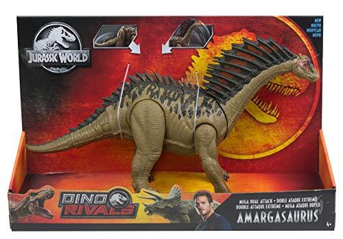 Jurassic World Mega Dual Attack Amargasaurus