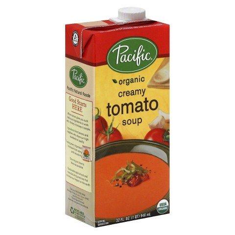 Pacific Organic Creamy Tomato Soup 32 oz