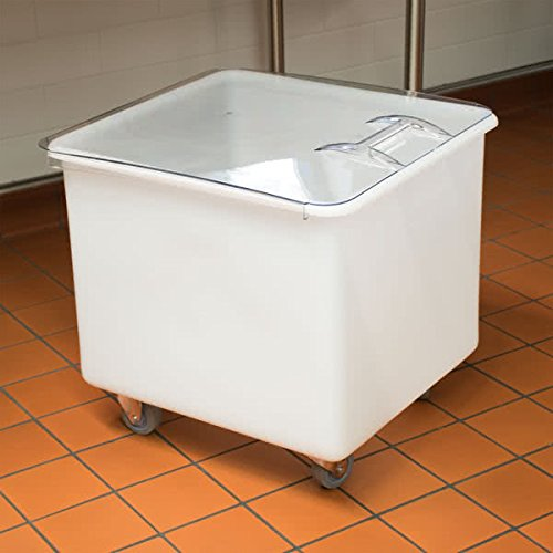 TableTop King IB32148 32 Gallon Mobile Ingredient Storage Bin by TableTop King