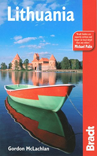 Lithuania (Bradt Travel Guide)...