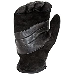 ABC Liberty Mountain Rappel Gloves X Small/Black