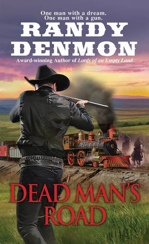 book cover of Dead Man\'s Road