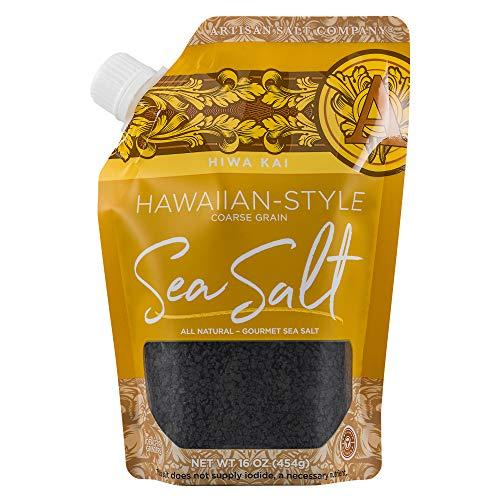 SaltWorks Hiwa Kai Coarse Grain Pour Spout, 16 Ounce