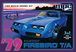 MPC 1979 Pontiac Firebird T/A 1/25 Scale Model Car Kit by MPC