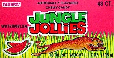 Albert's Jungle Jollies Watermelon -