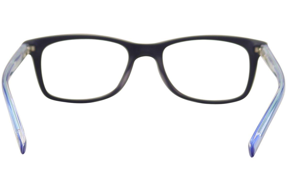 33363151186a Amazon.com: Nike Boy's Youth Eyeglasses 4KD 410 Matte Obsidian Optical Frame  48mm: Health & Personal Care
