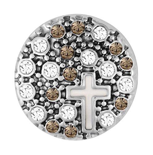 Ginger Snaps PETITE Cute Kiss - Cross GP03-16 Interchangeable Jewelry