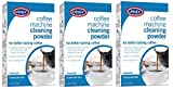 Urnex Cleancaf Coffee and Esspresso Machine Cleaning Powder – 3 Uses Per Box – Professional Espresso and Coffee Maker Cleaner Review