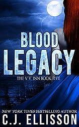 Blood Legacy: Adult Urban Fantasy (The V V Inn Book 5)