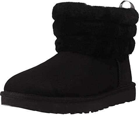 ugg fluff mini quilted