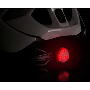 MET SAFE-T LIGHT DUO CAP LUZ LED PARA CASCO: Amazon.es ...