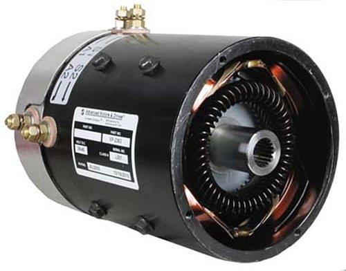 (AMD (Advanced) Golf Cart Motor GL0-4001 (7124), E-Z-Go (Series) High Torque,