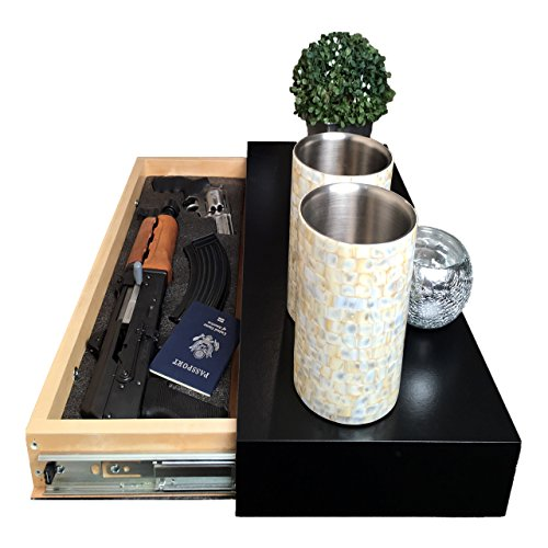 Covert-Cabinets-Satin-Black-GS-1228-Gun-Cabinet-Wall-Shelf-Hidden-Storage
