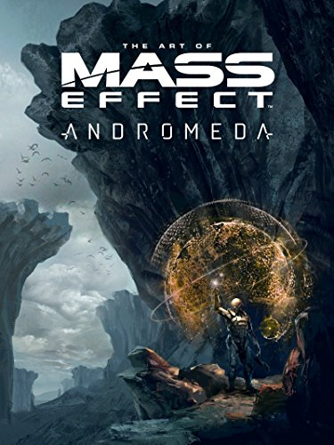 The Art of Mass Effect: Andromeda (Mass Effect 1 Best Choices)